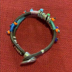 Uno de 50 Double Strand Bracelet Preowned 🌹EUC